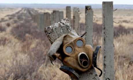 Kazakhstan - Health - Living in the Shadow of the A-Bomb - Former Nuclear Test Site