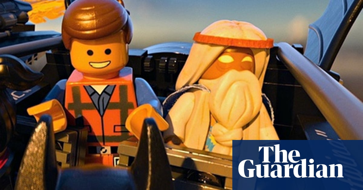 The Lego Movie towers over an all-animation top three | Film