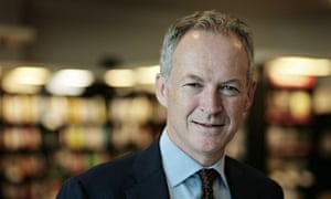 Balancing the books … James Daunt, the managing director of Waterstones.