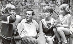 Tony Benn family