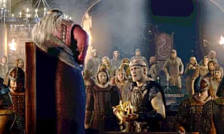 'Beowulf' film - 2007