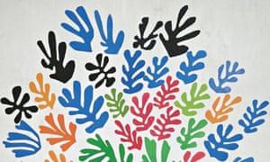 Henri Matisse: The Sheaf.