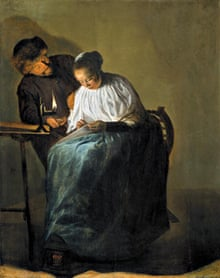 Judith Leyster's The Proposition