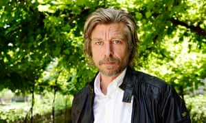 Northern light … the Norwegian writer Karl Ove Knausgård, who makes the list with My Struggle.