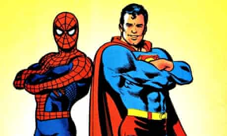 Spider-Man and Superman