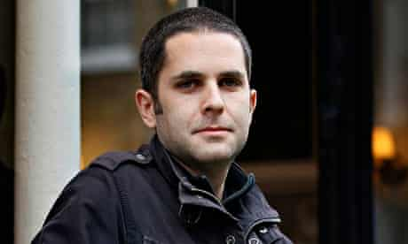 Tom Rachman, author of The Rise and Fall of Great Powers.