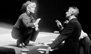 Samuel Beckett at the