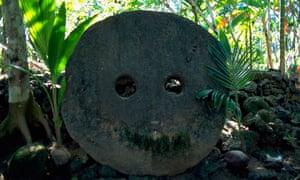 Rare Stone Money From Yap