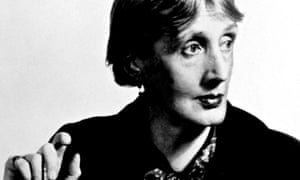 Rebirth of the author … Virginia Woolf.