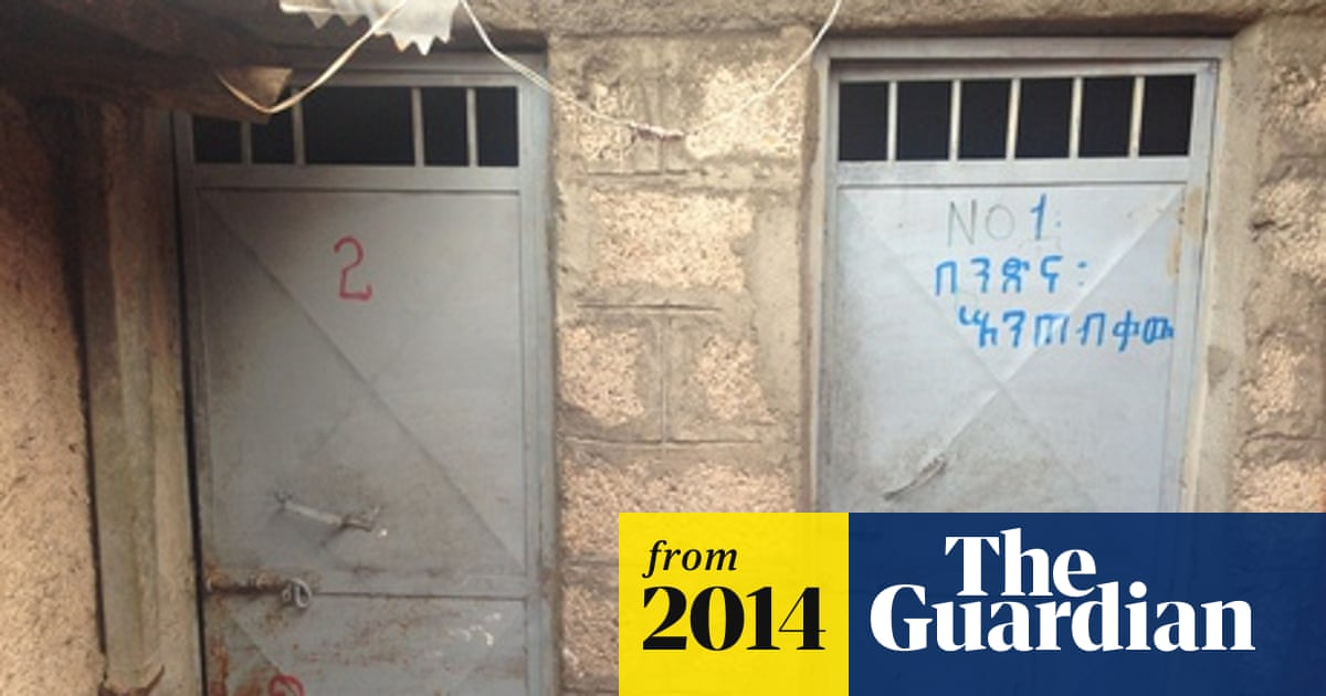 Ethiopians' plight: 'The toilets are unhealthy, but we don't have a