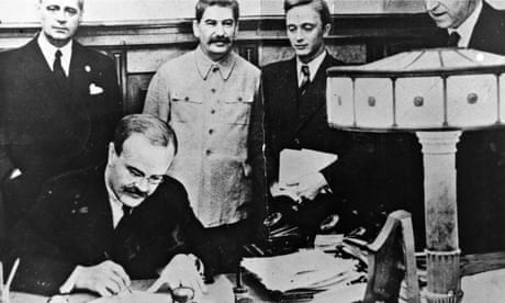 The Devils Alliance Hitlers Pact With Stalin 1939 1941 Review