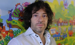 Roar deal … Moshi Monsters creator Michael Acton Smith spoke about balancing content and commercial