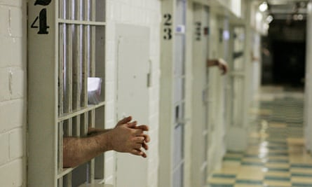 Right to read … prisoners at Oklahoma State Penitentiary in the US.
