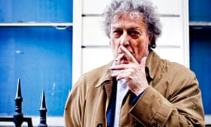 Stoppard's plays sometimes suggest showbiz razzle dazzle underscored byhours in thelibrary.
