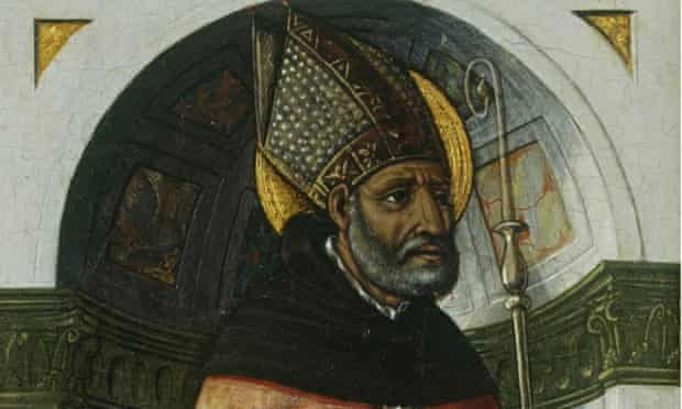 A star in the fight for liberty … Saint Augustine