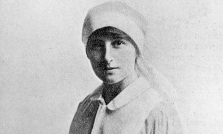 Vera Brittain in 1918
