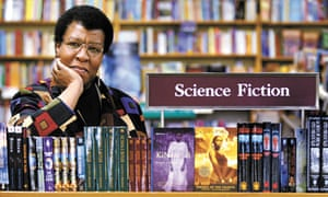 Science Fiction writer Octavia Butler in 2004.