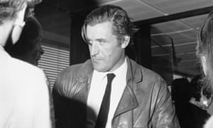 Ted Hughes in 1970