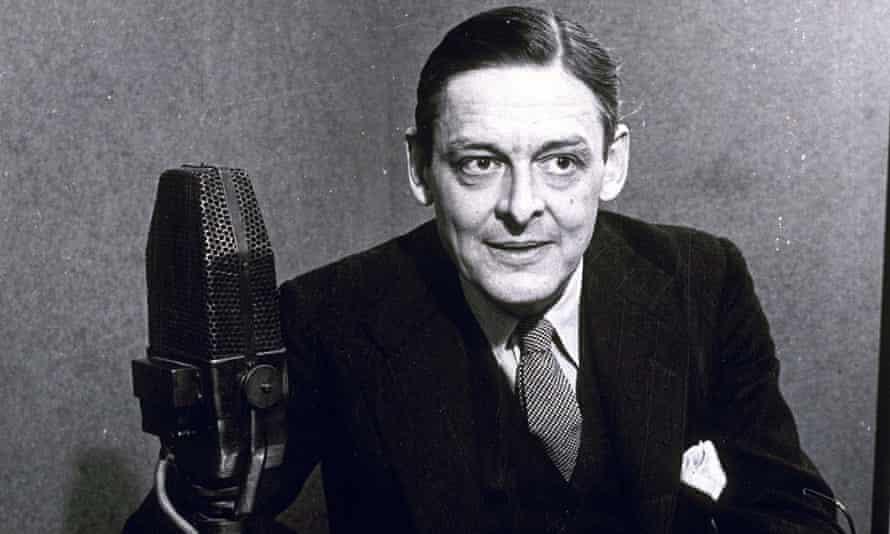 TS Eliot in 1941