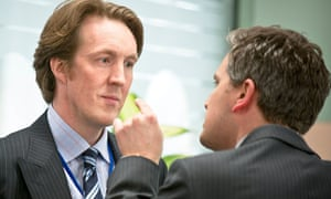 Will Smith (as Phil Smith) in <em>The Thick of It</em>. He was the only person to both write and app