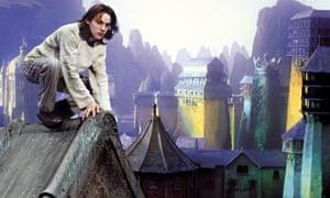 Jonathan Rhys Meyers as Steerpike in Gormenghast