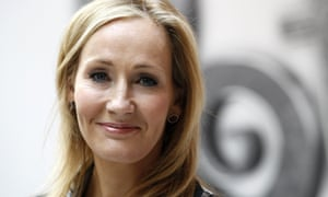 JK Rowling says she received 'loads' of rejections before Harry