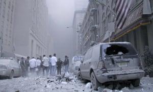 Aftermath of September 11, 2001 attacks