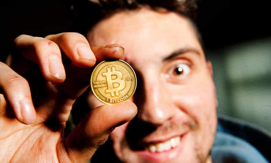 'Bitcoins are a political project' … Amir Taaki.