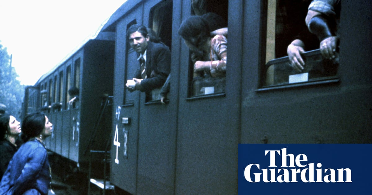 Jakob's Colours by Lindsay Hawdon review – the untold story of the
