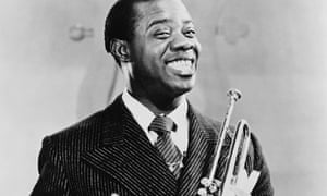 Louis Armstrong in 1948.