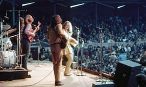 Authenticity and vulnerability … Janis Joplin with Big Brother and the Holding Company at the Monter