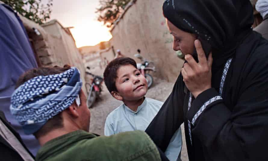 'Nordberg's findings undercore the appalingly low status of women in Afghanistan' … Mehran Rafaat, s