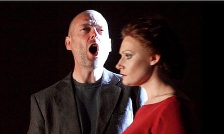 Mark Padmore and Elizabeth Atherton in The Corridor