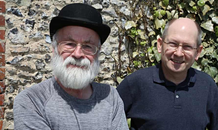 Terry Pratchett and Stephen Baxter