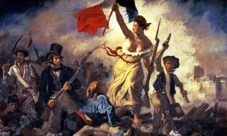 Liberty Leading the People, 28 July 1830