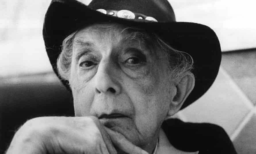 'The horrors of peace after the second world war were many' … Quentin Crisp