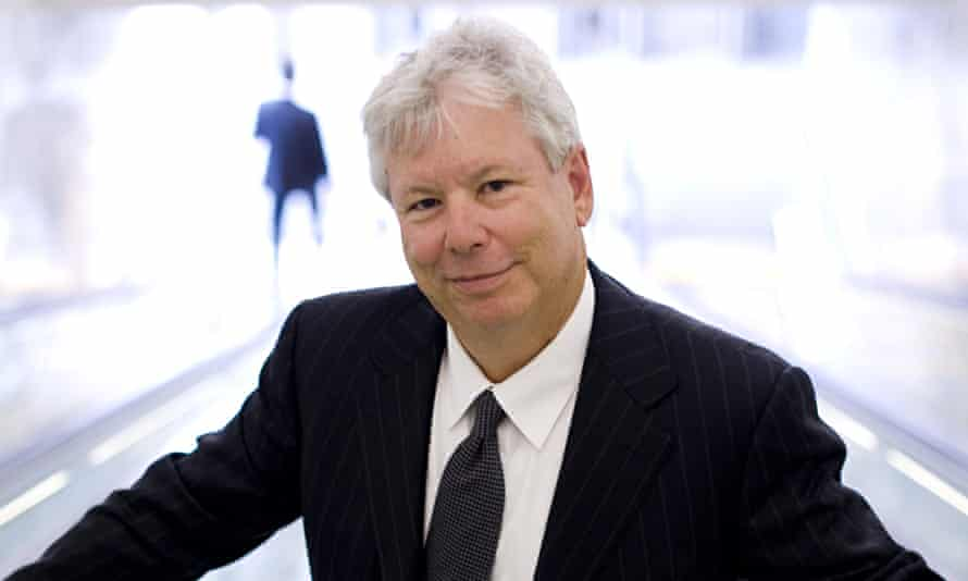 'A brilliant scholar, endlessly curious, empirically inclined and public spirited' … Richard Thaler.