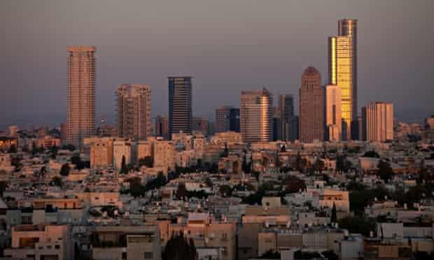 City of Ramat Gan, Israel