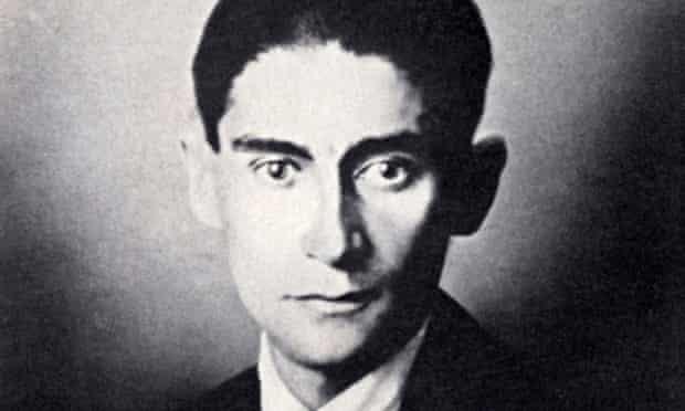 'I am memory come alive' … Franz Kafka.
