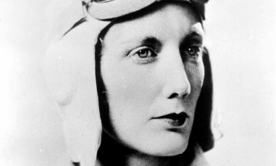 First woman to fly the Atlantic non-stop and solo 'the hard way' … Beryl Markham.