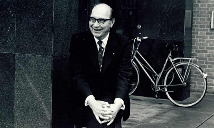 Philip Larkin in 1979.
