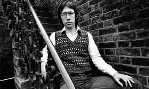 Ian McEwan in April 1976