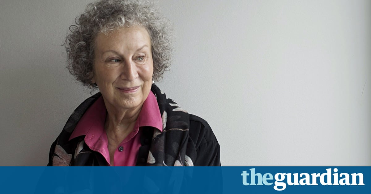 Margaret Atwood Marked by Teachers