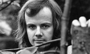 John Peel in the early 1970s.