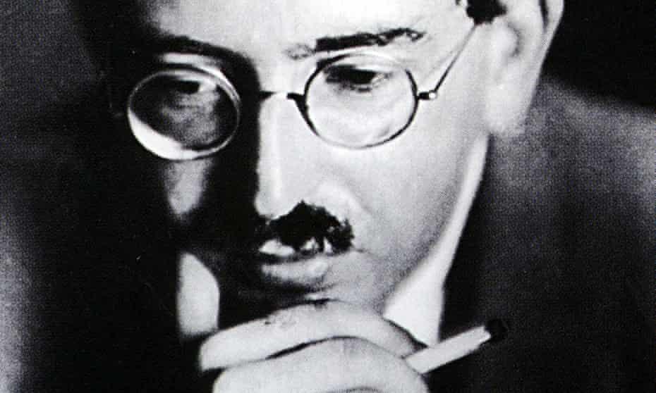 Walter Benjamin c1925
