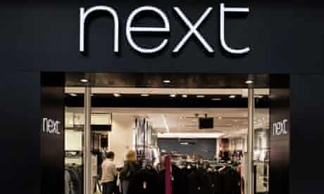 Next store, Renfrewshire