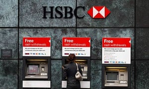 HSBC confirms 30,000 jobs will go | Business | The Guardian