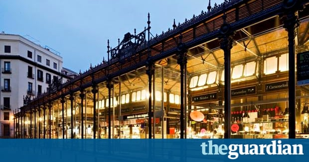 Top 10 Food Markets In Madrid Travel The Guardian