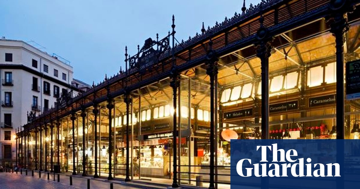 Top 10 Food Markets In Madrid Madrid Holidays The Guardian