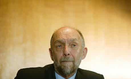 Alan Budd